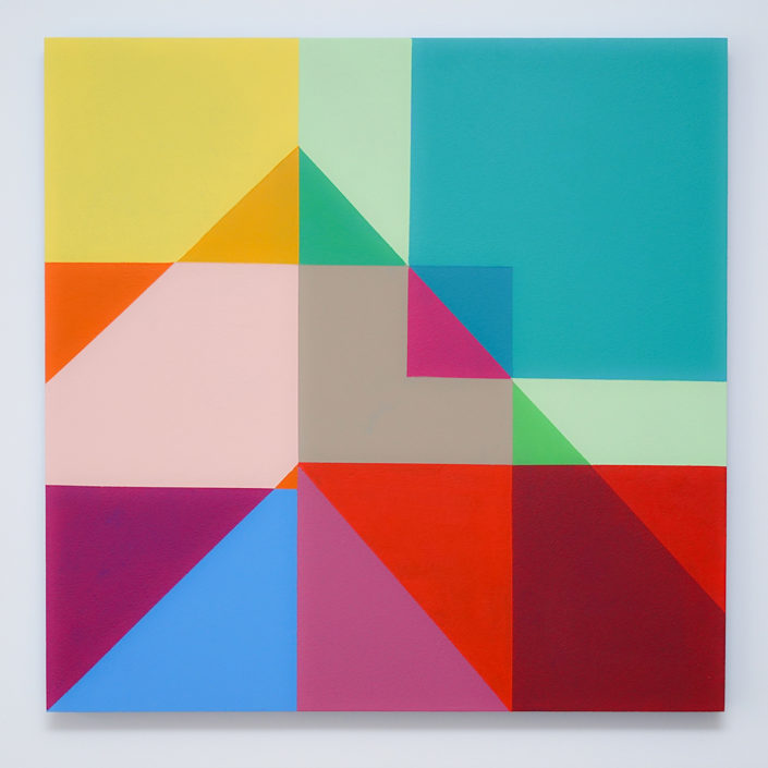 Fraser Renton Art - Quadular 3