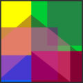Fraser Renton Art - Quadular 3 HD