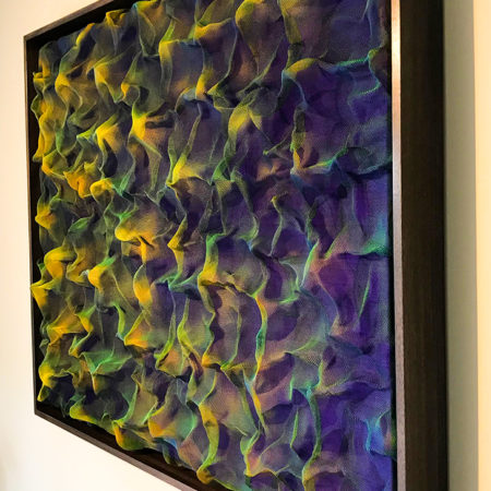 Fraser Renton Art - Blue Savanah 1