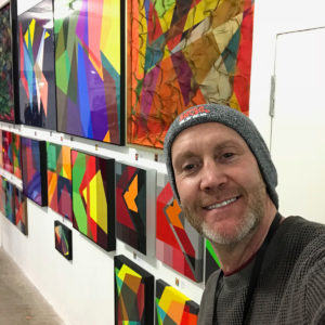 Fraser Renton Talented Art Fair