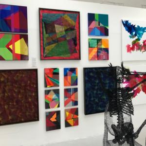 Fraser Renton Flux Exhibition