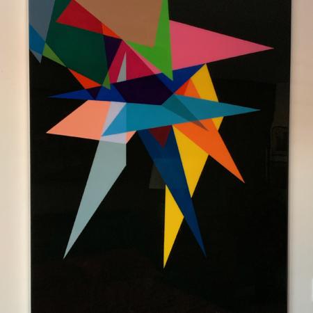 Fraser Renton Art - Serations 6