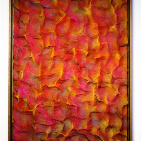 Fraser Renton Art - Elmers Fire