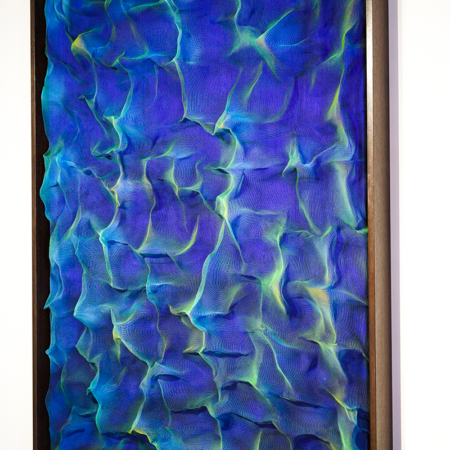 Fraser Renton Art - Opal Waters