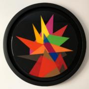 Fraser Renton Art - Tondo Paradiso 4