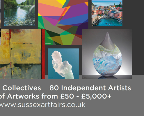 Fraser Renton Sussex Art Fairs