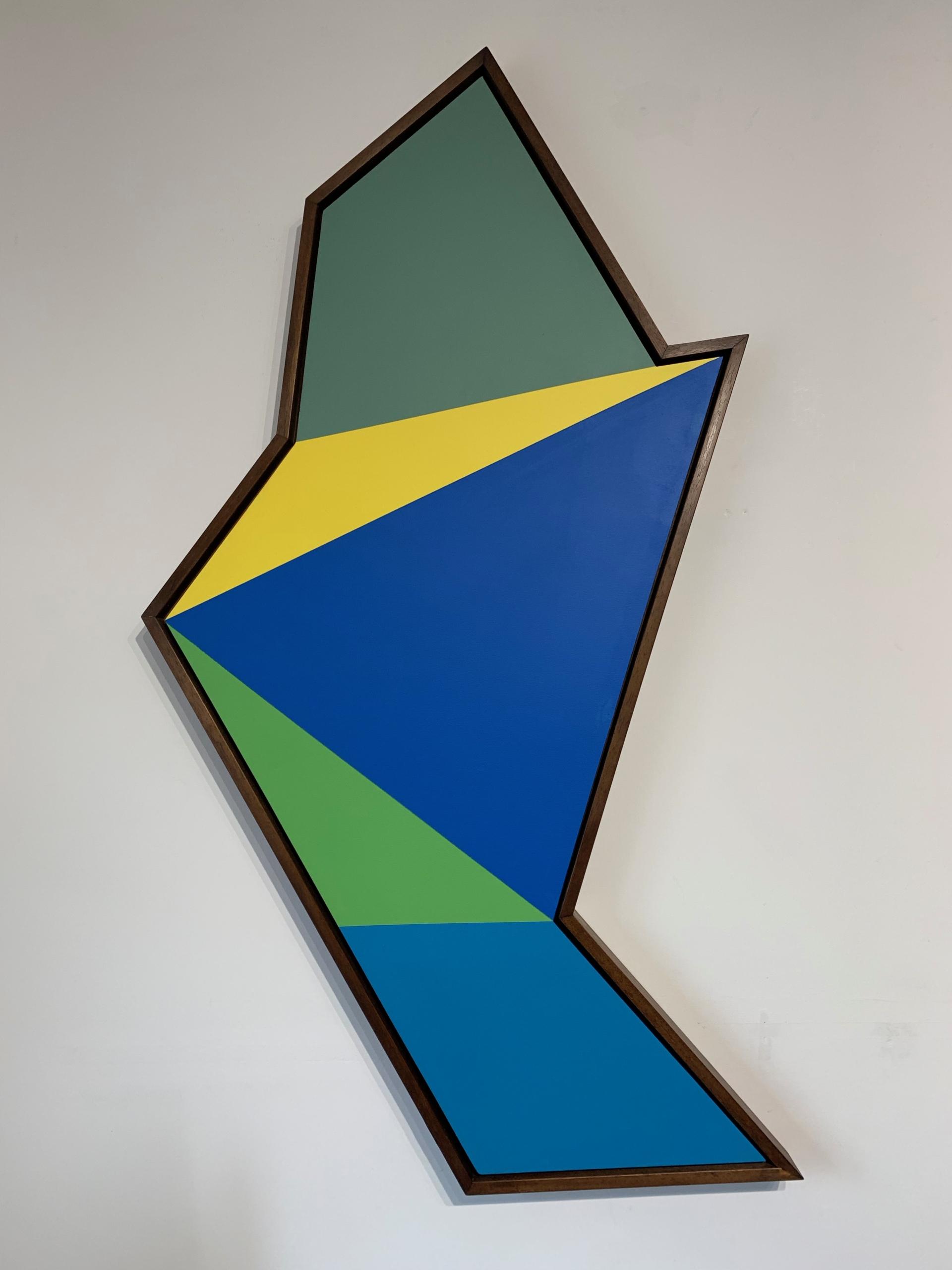 Fraser Renton Art - Jagular 9